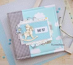 Baby Photo Album Book Personalized Baby Memory Book Girl Personalized Baby Album