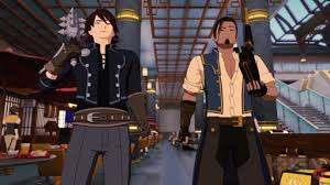 Image result for rwby  dee and dudley