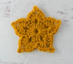 Crochet Star Pattern Interesting Easy Crochet Star Pattern Crochet 48 Knit Too