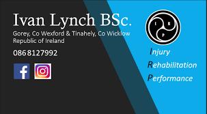 Ivan Lynch Injury, Rehab & Performance - Videos | Facebook