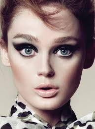 love 60 s make up and style