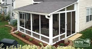 aluminum patio enclosures. Aluminum Deck Framing Screen Porch Extraordinary Room  Screened In Designs Pictures Patio Enclosures Home Ideas 8 For Jon Aluminum Patio Enclosures