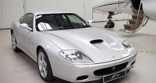 The interior of the 575m maranello has been extensively revised including the dashboard and centre tunnel. Editor S Choice Ferrari 575m Maranello F1 Classic Driver Magazine