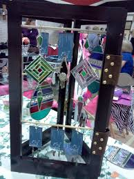Suncatcher Display Stands Etsy Fort Worth Beautiful Booths White House of Design 15
