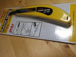 Tjm Design Corp Tajima Lc 701 Japanese Plastic Cutter Acrylic Knife