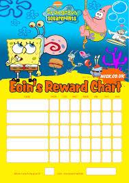 Personalised Octonauts Reward Chart Adding Photo Option