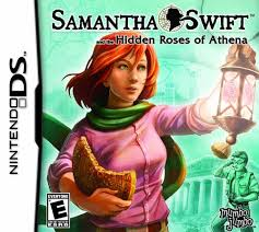 A hidden object game is a genre of puzzle game in which the player must find lots of different objects on a special map. Samantha Swift And The Hidden Roses Of Athena Ds Gamecola