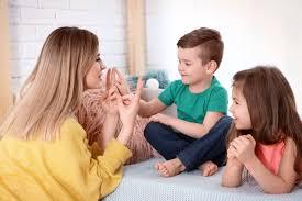 Resultado de imagen para adivinar con los niños en casa