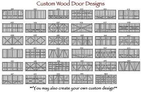 cedar garage doors. FACTS Cedar Garage Doors