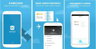 My Business Card App Beautiful Free Business Card Scanning App