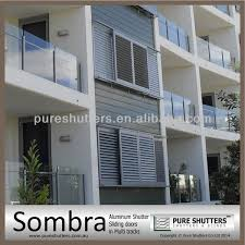 exterior aluminum louvered doors. sombra 55 aluminum exterior sliding louver doors - buy doors, doors,exterior product on alibaba.com louvered