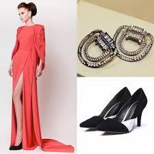 Shoes For Long Formal Dresses Choice Image Dresses Design Ideas