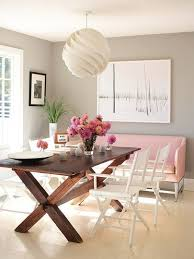 pink dining room chairs grown up blush elements of style