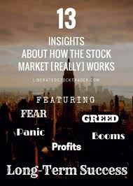 How The Stock Market Works Really 13 Point Guide Liberated