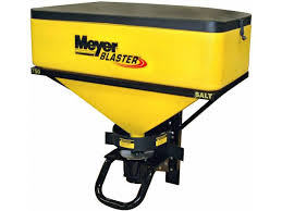 meyer blaster salt spreader hitch mounted  meyer blaster salt spreader meyer blaster 750