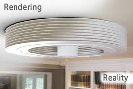 No Blade Ceiling Fan Crafty Ideas 14 Bladeless Exhale The First Ceiling Fan  Without Blades.