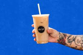 While redeeming my free taco yesterday, i noticed in the corner of the menu under soft drinks it says coffee, hot or iced. Best Fast Food Iced Coffees Ranked Thrillist