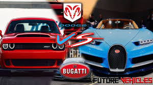 2018 bugatti red. unique bugatti dodge srt demon vs beat bugatti chiron 2018  future vehicles with bugatti red