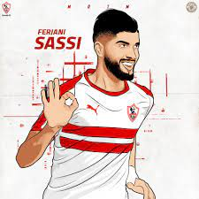 Zamalek SC - رجل مباراة اليوم هو التونسي فرجاني ساسي. ⚽
