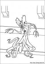 Ben 10 Coloring Pages On Coloring Bookinfo