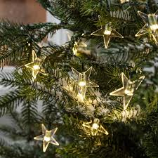 Fairy Lights Battery Operated Canada Lights4fun Inc 100 Star Warm White Led Outdoor Christmas Battery Operated String Lights