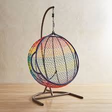 Pier one hanging chair Recalls Pier Swingasan Rainbow Ombre Hanging Chair Pier