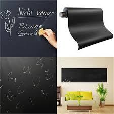 Office Chalkboard Education 60x200cm Chalkboard Blackboard Removable Vinyl Draw