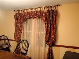 Matching Curtains In Living Room And Dining Home Design Decorating - Dining room curtain designs