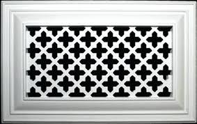 decorative wall grates home air ventilation marvellous