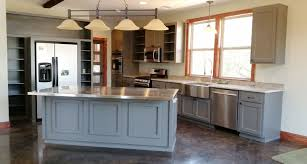 Painted Vs Stained Kitchen Cabinets Which One Is Better