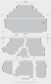 Rock Of Ages Theater Seating Chart Rock Of Ages New Wimbledon Theatre Atg Tickets