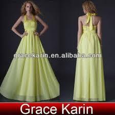 Grace Karin Lemon Party Dress Cl3432 Global Sources