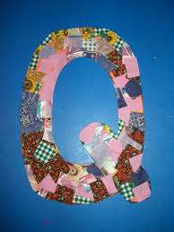 Letter Q - Q is for Quilt