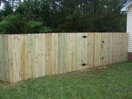 fencing wilmington nc. Perfect Fencing Wood Fence Wilmington NC And Fencing Nc
