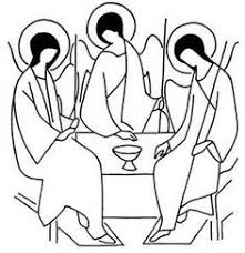 Small Picture Trinity Sunday Clip Art Free Religious Education Pinterest
