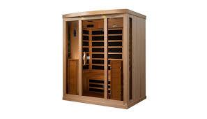 Golden Design 3 Person Sauna Golden Designs Infrared Saunas Golden Designs Inc Na