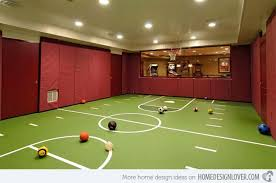 Small Picture Home Basketball Court Design 15 Ideas For Indoor Home Basketball