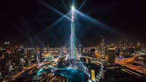 Burj Khalifa Light Show Timings Top 10 See The Record Setting Light Up 2018 Show At Burj