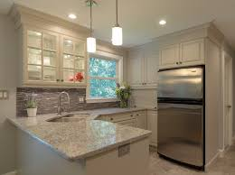 small off white kitchens.  Small Kitchen Remodel In Acton MA With Off White Cabinets To Small Off White Kitchens T