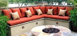 outdoor bench cushions sunbrella outdoor bench cushions patio bench cushions inspirational custom bench seat cushions bench