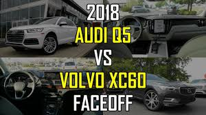 2018 volvo inscription. Simple 2018 2018 Audi Q5 Prestige Vs Volvo XC60 Inscription Faceoff Comparison Intended Volvo Inscription
