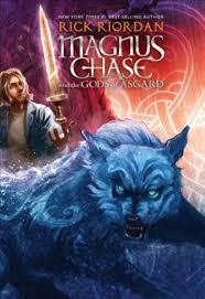 magnus chase and the s of asgard hardcover boxed set