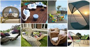 Unique outdoor furniture ideas Pallet Feelitcoolcom 20 Unique Outdoor Furniture Ideas That Will Make You Say Wow
