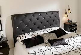 Single Bedroom Furniture Sets Black And White Bedroom Furniture Single Bed Black Modern