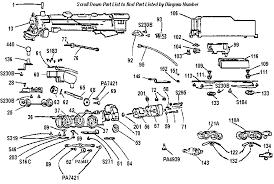 american flyer trains parts diagrams 350 353