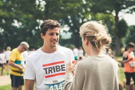 Tribe running festival: Run for love | Tatler