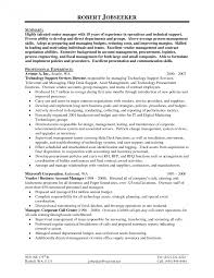Technical Support Resume Resumes Doc It Pdf Tech Thomasbosscher