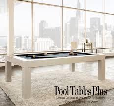 Modern billiard room home billiards Basement Usual House Modern Parsons Pool Table