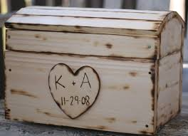 large personalized wedding card box rustic decor by braggingbags Wedding Card Holder Chest large personalized wedding card box rustic decor by braggingbags, $79 00 treasure chest wedding card holder