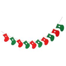 Sharplace Weihnachtsdeko Girlande Weihnachtsgirlande